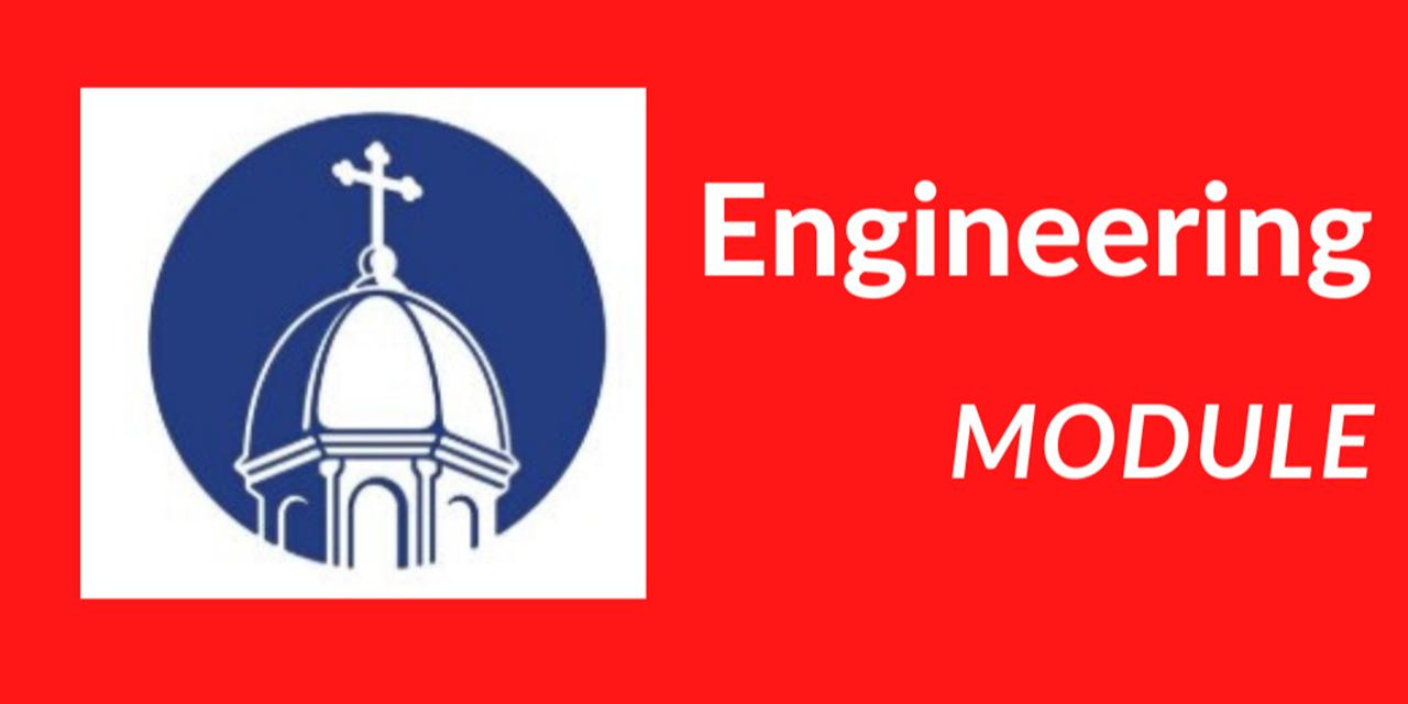 Engineering Technology Module 1 Event Logo