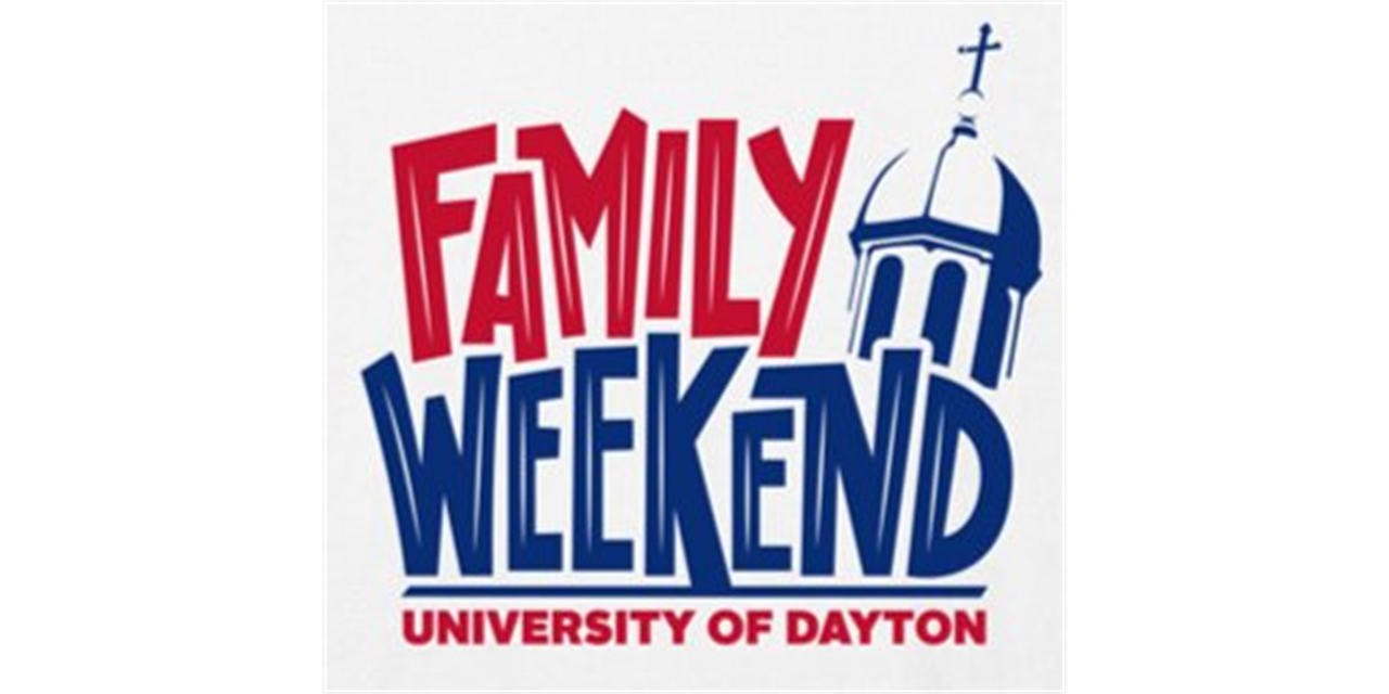 Family Weekend 2020 Event Logo