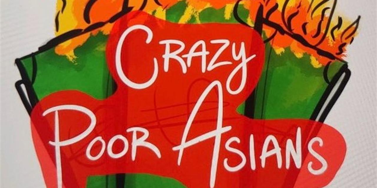 Crazy Poor Asians' Dumpling Night Event Logo