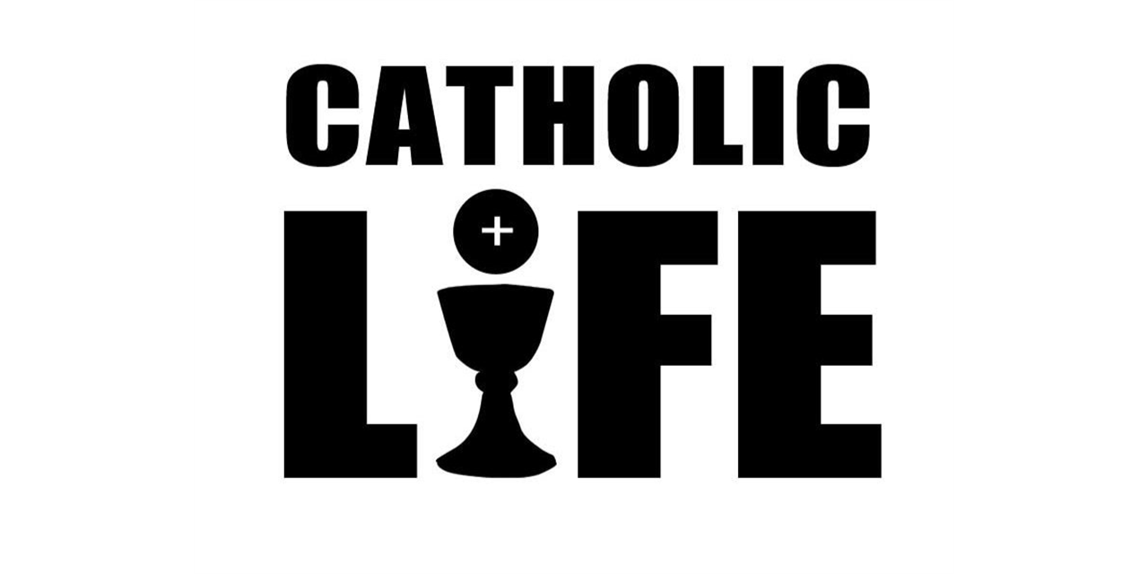 Catholic Life Table Hours Event Logo
