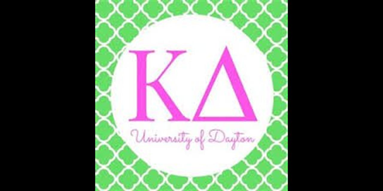 Kappa Delta Chipotle Takeover Event Logo