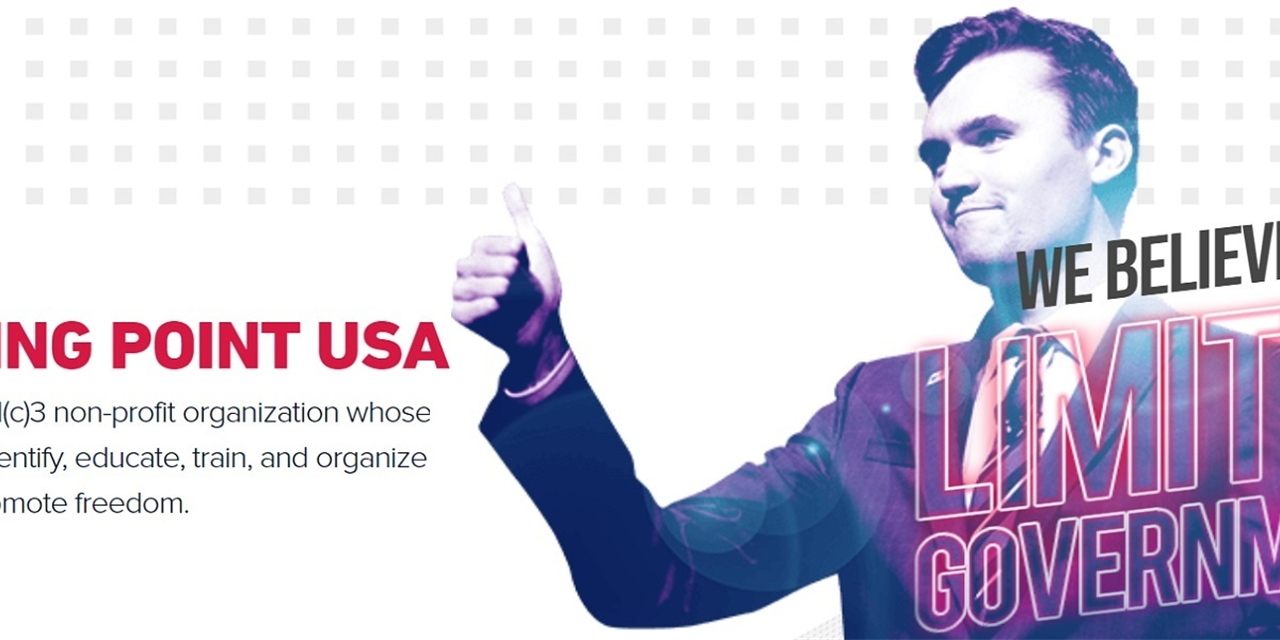 TPUSA Table Hours Event Logo