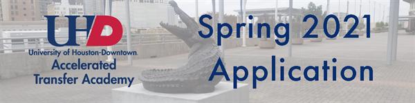ATA Spring 2021 Application