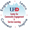 Community Engagement 2020 Fall Internship Program's logo