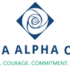 Gamma Alpha Omega Sorority, Inc.'s logo