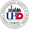 Professional Society of Criminal Justice Students's logo