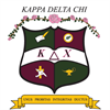 Kappa Delta Chi Sorority Incorporated's logo