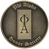 Phi Alpha Honor Society for Social Work's logo