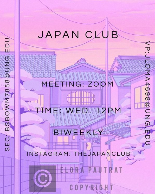 JapanClubFlyer