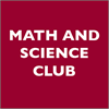 Math and Science Club's logo