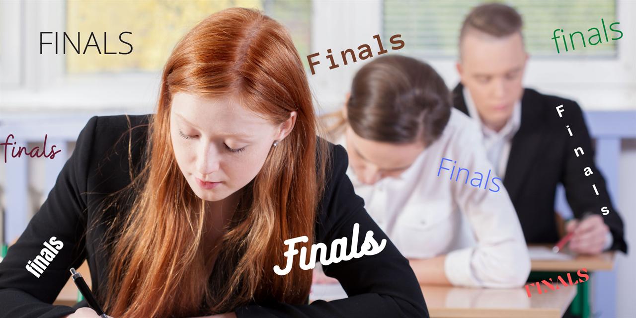 Semester exams Event Logo