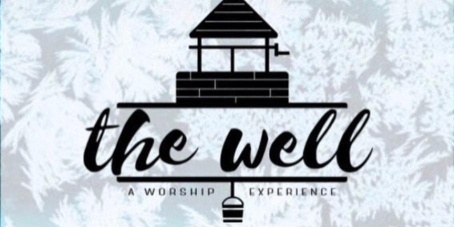 The Well | Collegiate Sabbath School Event Logo