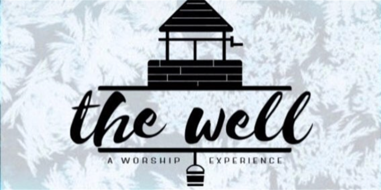 The Well | Young Adult Sabbath School Event Logo