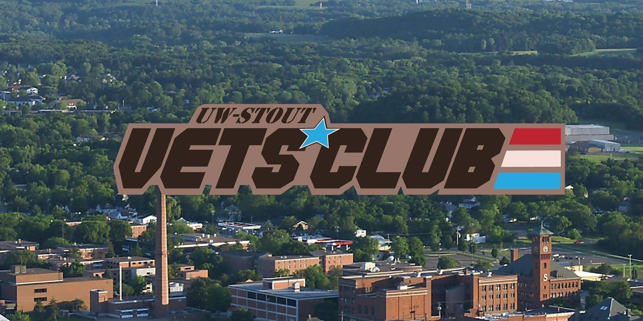 Veterans Club Off-Campus Meeting Event Logo