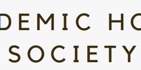 1st AHS Meeting Event Logo