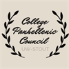 College Panhellenic Council's logo