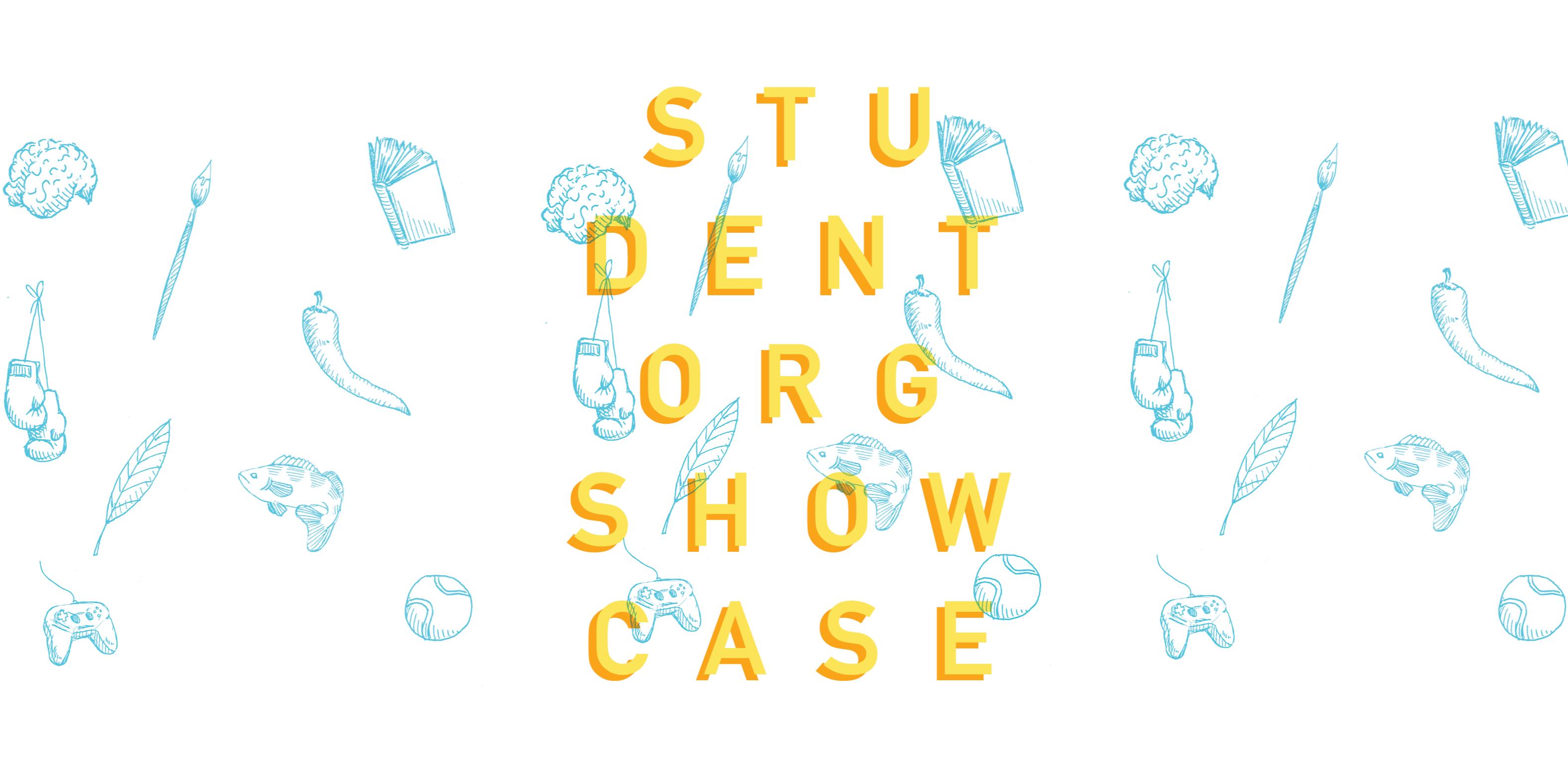 Student Organization Showcase