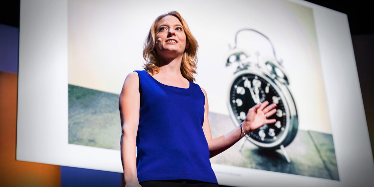 Ted Talk Laura Vanderkam