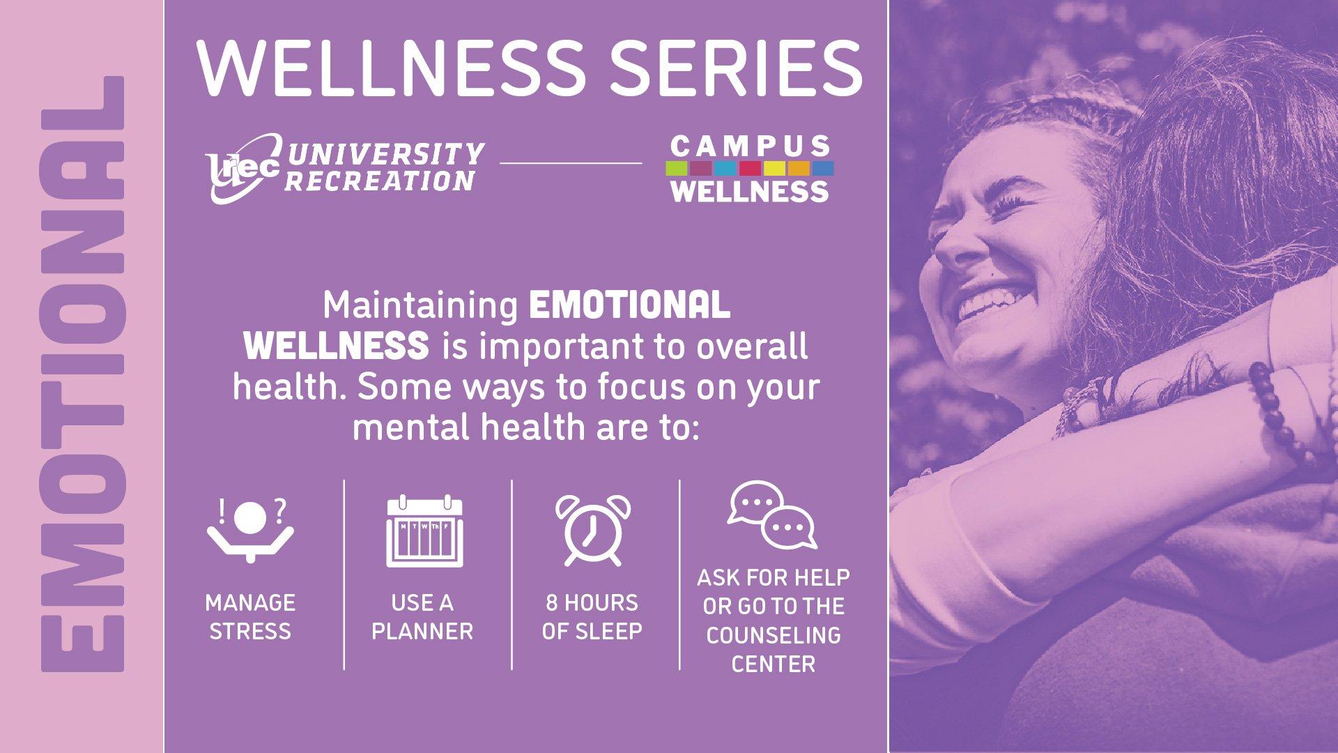 Emotional Wellness Series