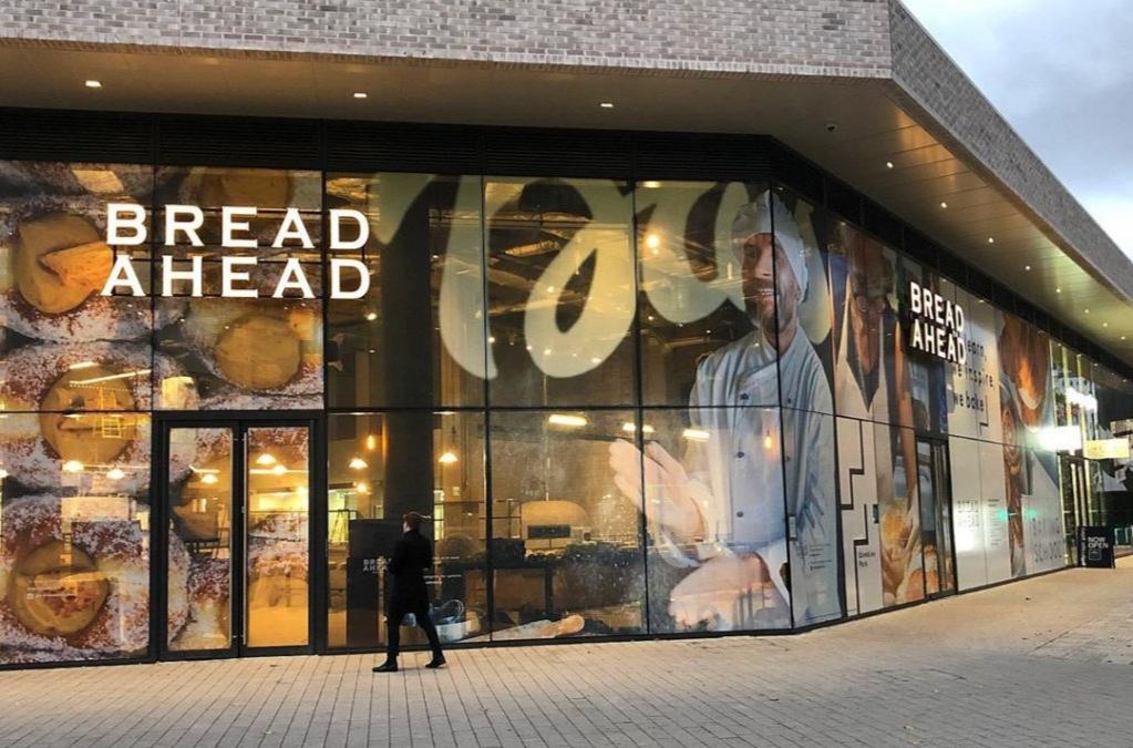 Bread Ahead in London