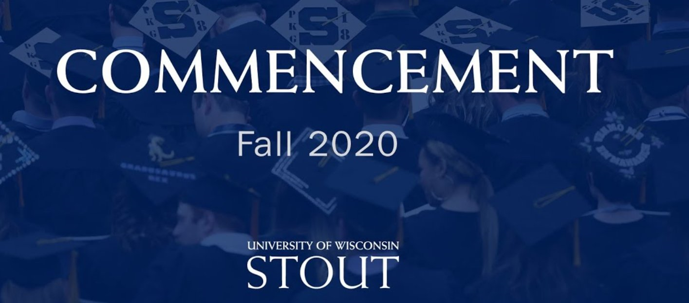 Commencement Fall 2020