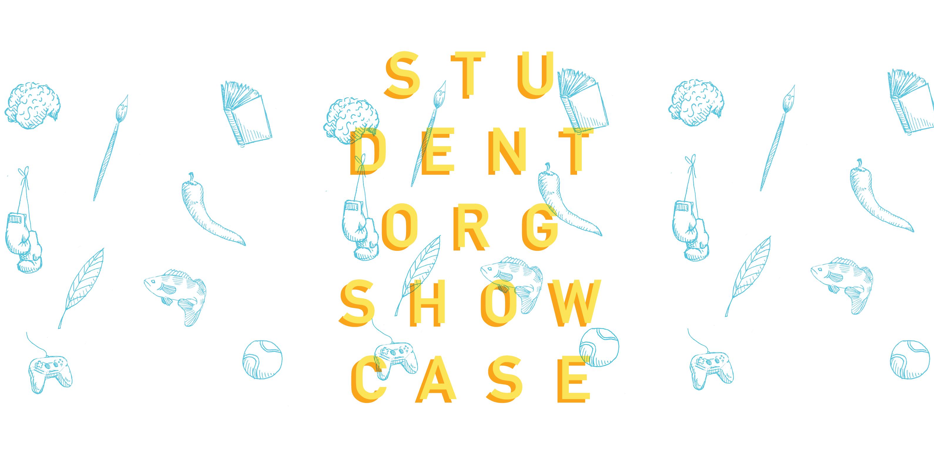 Student Org Showcase