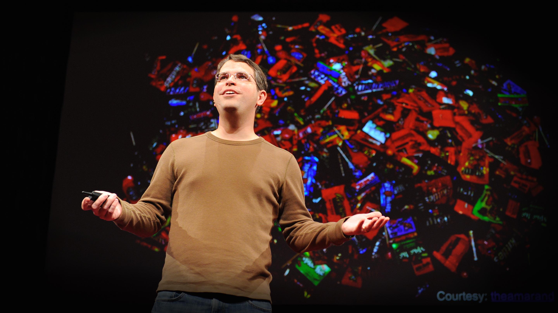 Ted Talk speaker Matt Cutts