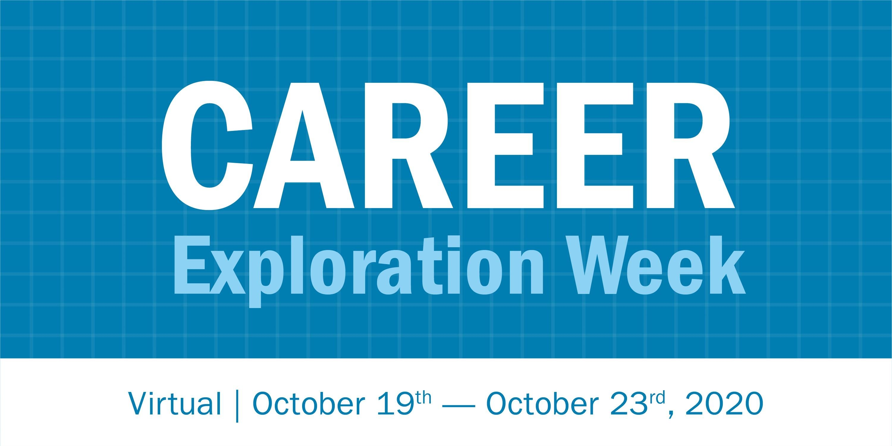 Career Exploration Week