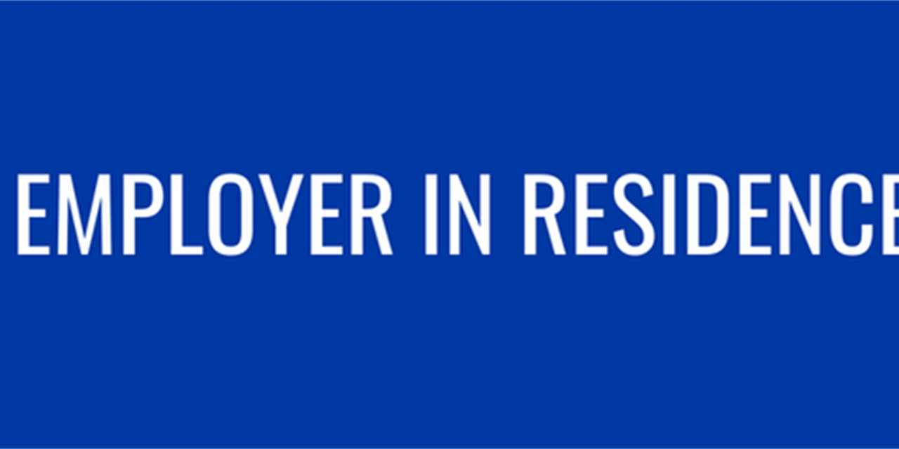 Miron Construction | Employer in Residence Event Logo
