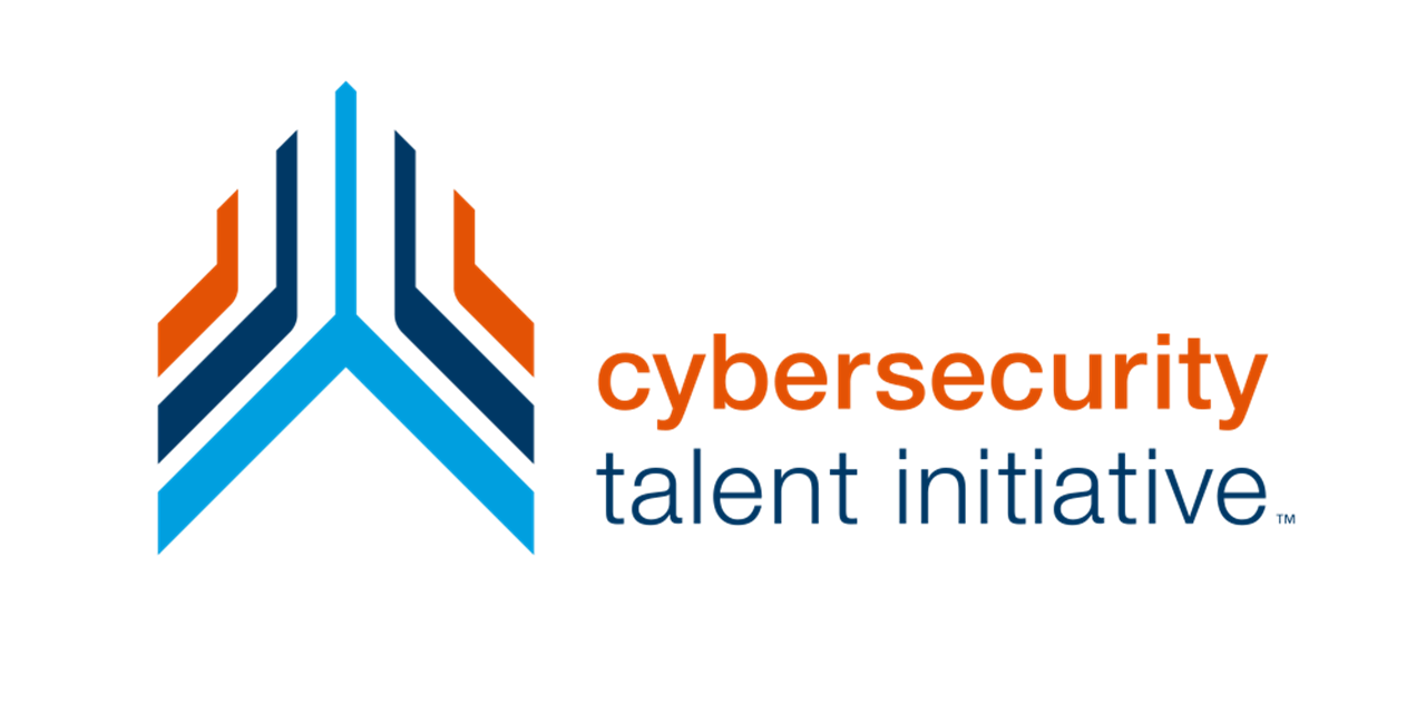 Cybersecurity Talent Initiative Information Session Event Logo