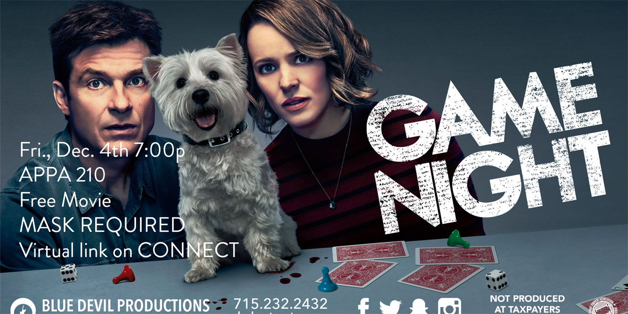 Game Night (Movie) Event Logo