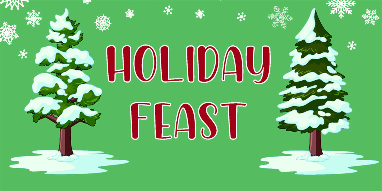 Holiday Feast 2020 Event Logo
