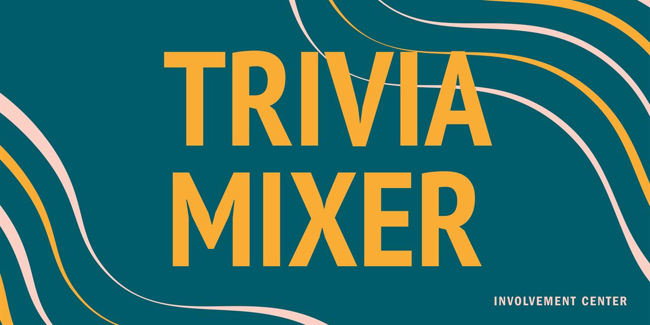 Virtual Trivia Mixer (April 22nd) Event Logo