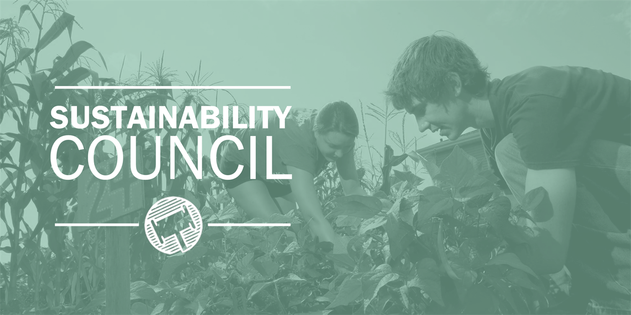 SSA - Sustainability Council Event Logo