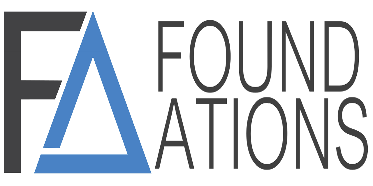 Foundations Campus Ministry Weekly Meeting Event Logo
