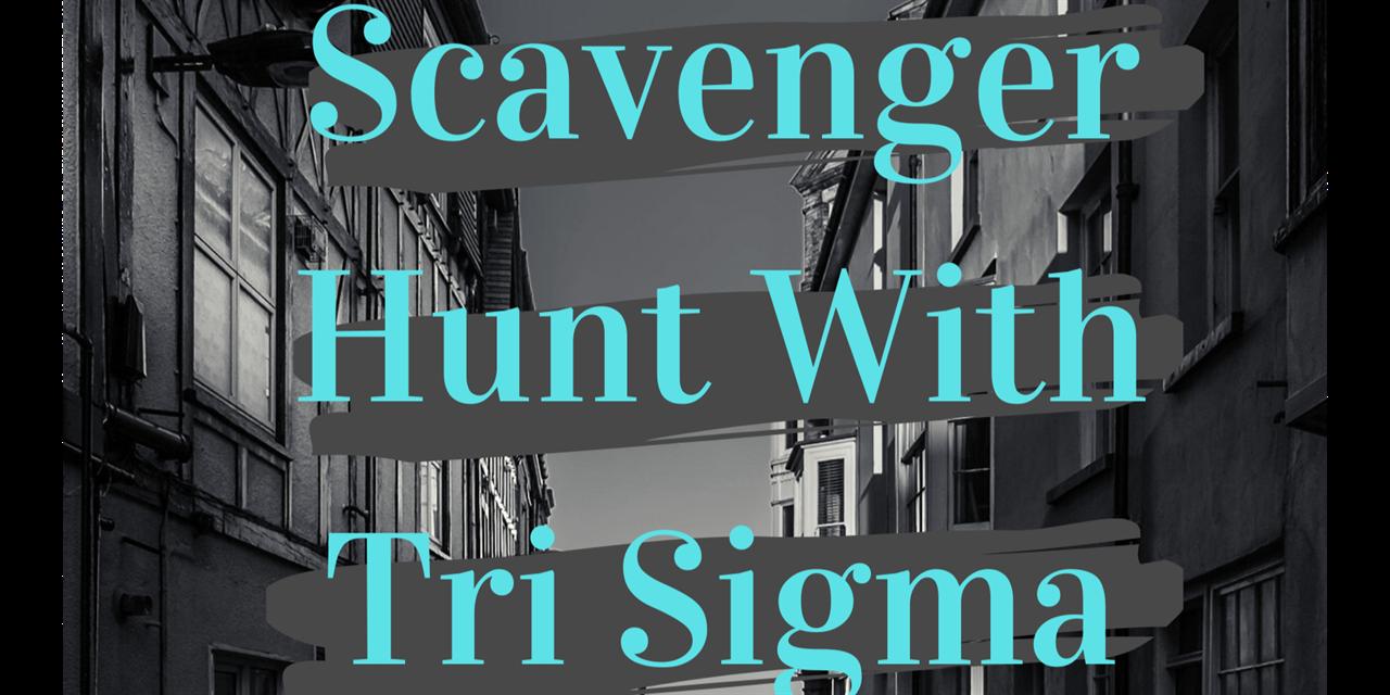 Scavenger Hunt Event Logo