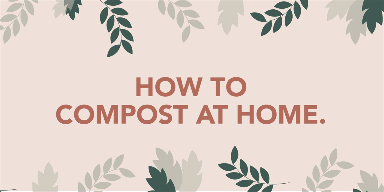 How to Compost at Home Event Logo