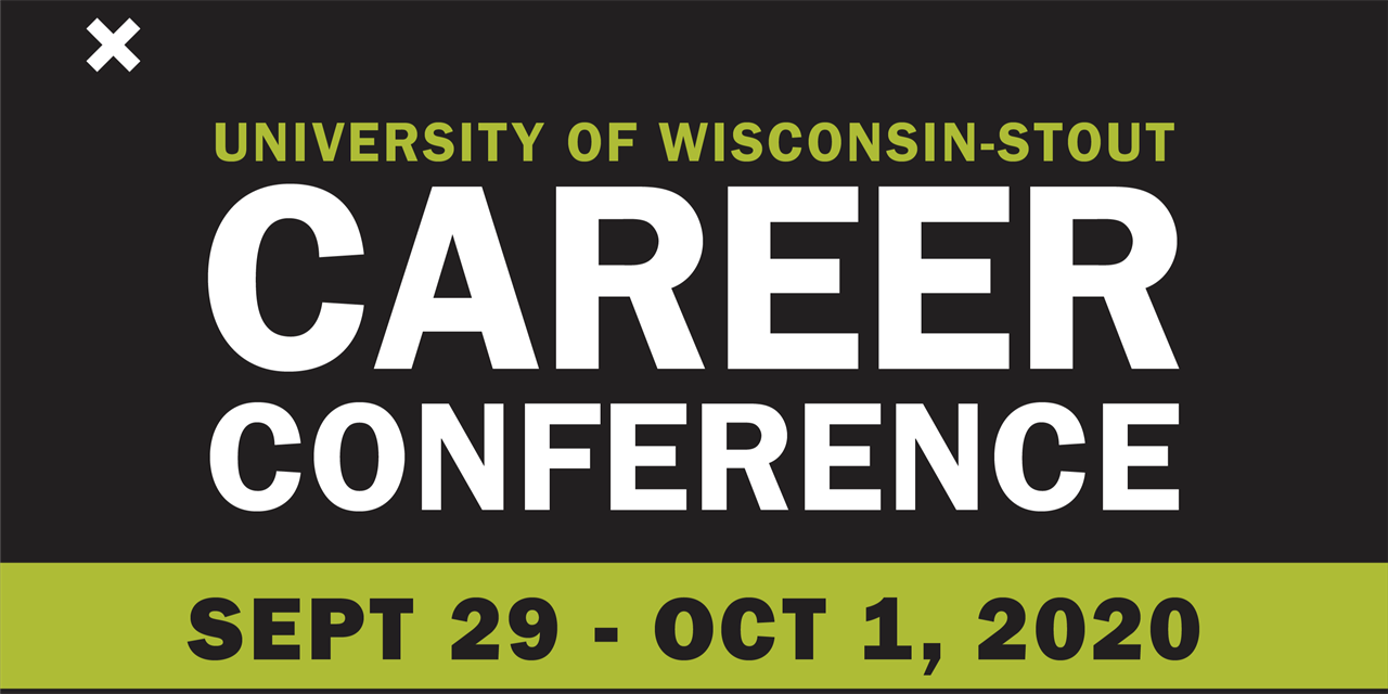 Fall 2020 Virtual Career Conference Event Logo