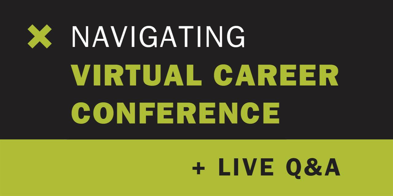 Virtual Career Conference Demo & Live Q&A Event Logo