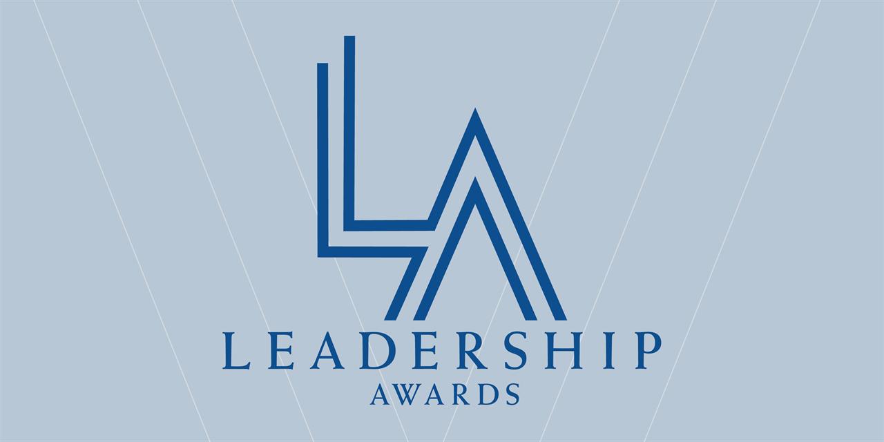 UW-Stout Leadership Awards Event Logo