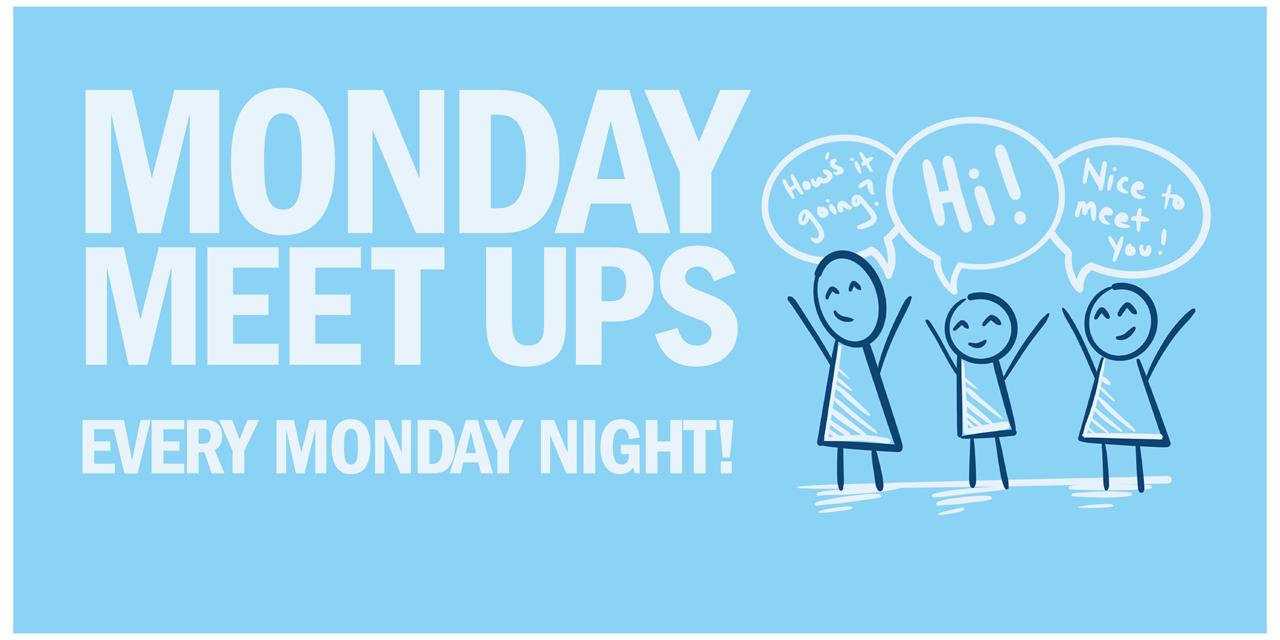 Monday Meet Ups | Bike Lake Menomin - CANCELLED Event Logo