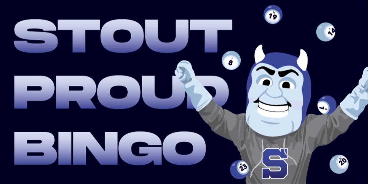 StoutProud Bingo Event Logo