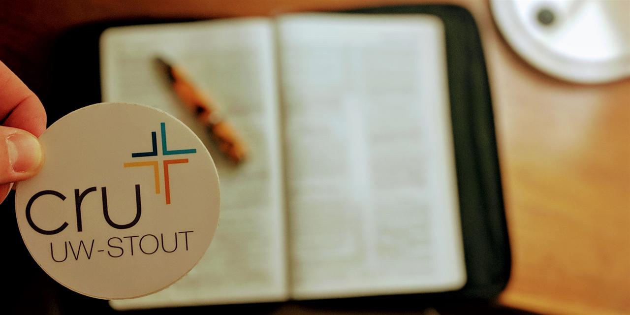 Cru Women's Bible Study AFM, North Hall, North Campus Event Logo