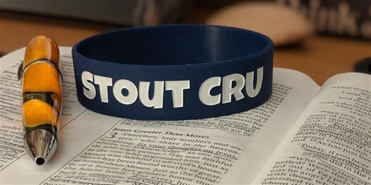 Online Cru Weekly Meetings Event Logo