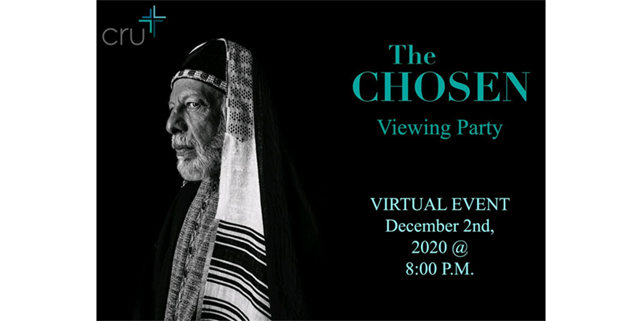 The Chosen Viewing Party Event Logo