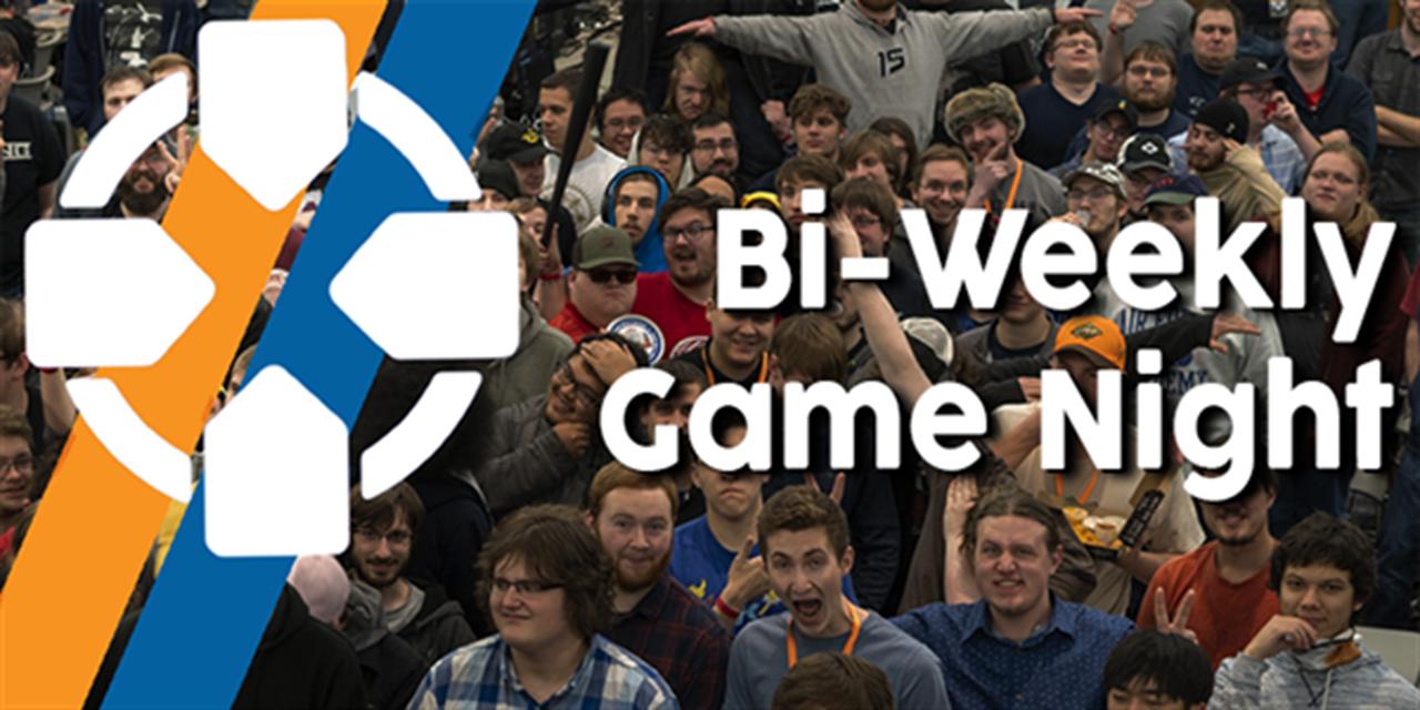 PONG Bi-Weekly Game Night! Event Logo