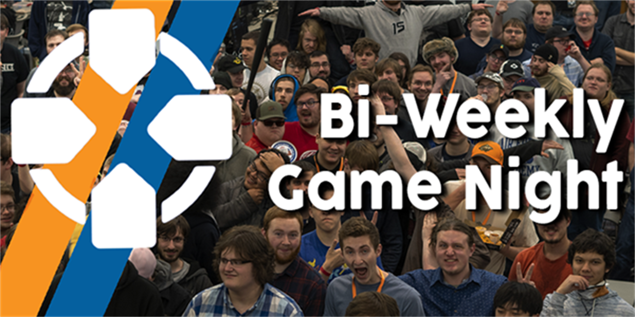 Among Us Game Night! Event Logo
