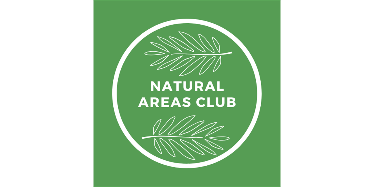 Natural Areas Club - Meeting Event Logo