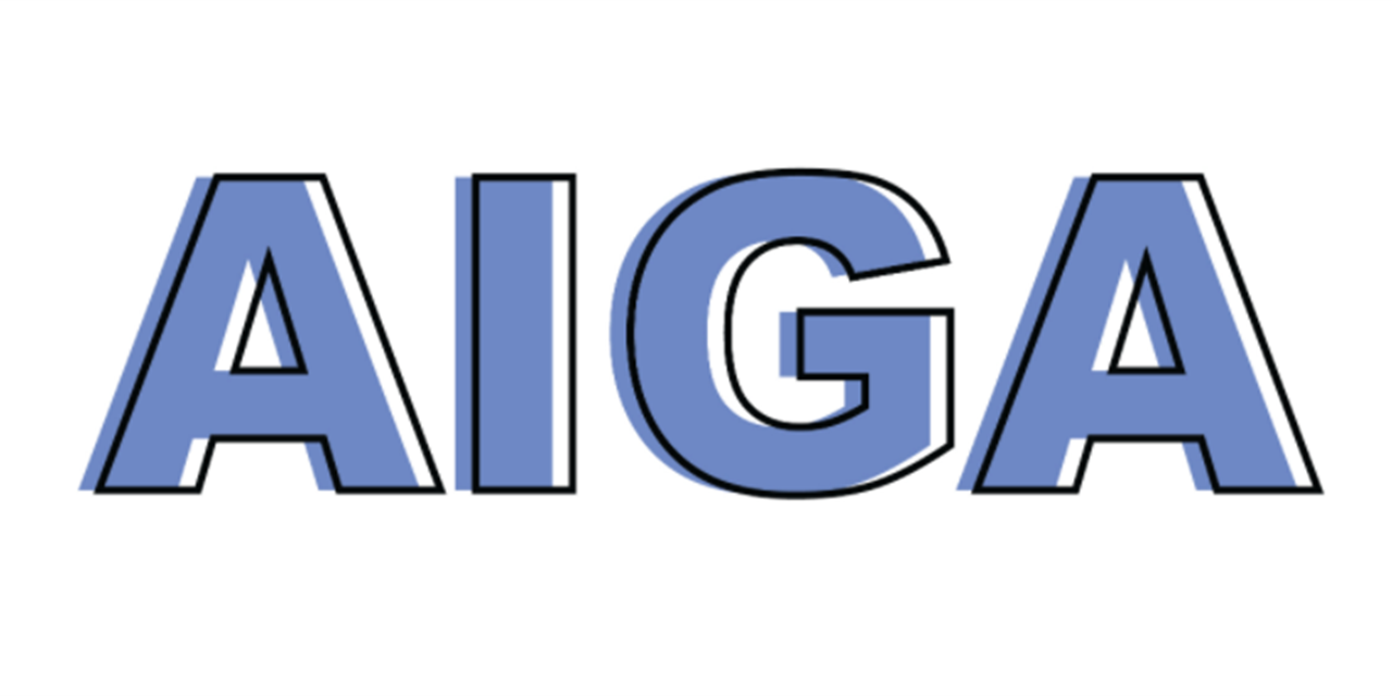 AIGA Meeting Event Logo