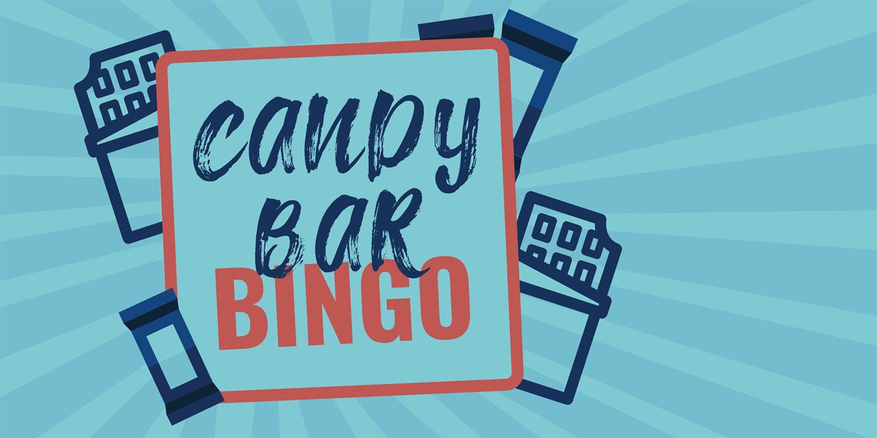 Candy Bar Bingo Event Logo